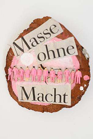 MASSE OHNE MACHT