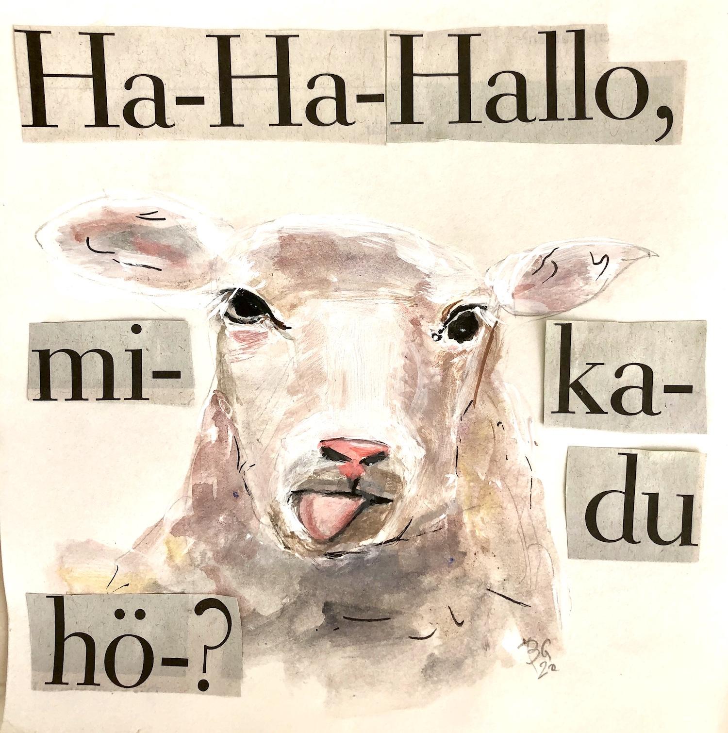 HA-HA-HALLO